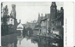 Brugge - Bruges - 2459 - Le Quai Du Rosaire - Brugge