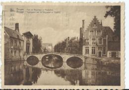 Brugge - Bruges - Pont Du Béguinage Et Presbytère - Ingangpoort Van Het Begijnhof En Pastorij - Brugge
