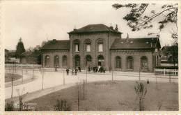 Belgique - Hainaut - Frameries - La Gare - Chemins De Fer - Gares - Bon état - Frameries