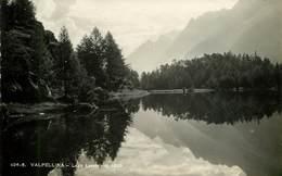 Italie - Italy - Val D'Aosta - Valpellina - Lago Lessert - Semi Moderne Petit Format - Bon état - Italia