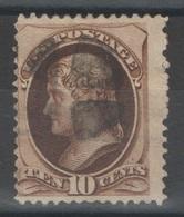 USA - YT 55 Oblitéré - 1847-99 Emisiones Generales