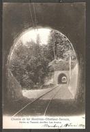 Carte P ( Suisse / Chemin De Fer / Montreux-- Oberland -- Bernois ) - Autres