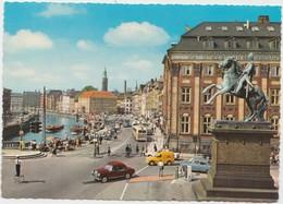 KOBENHAVN, COPENHAGEN, The Fish Market At Gammel Strand, Denmark, Unused Postcard [22158] - Denmark