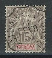 Dahomey Yv. 3, Mi 2 - Dahomey (1899-1944)