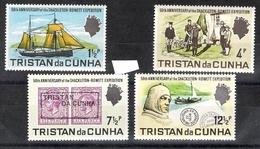 Tristan Da Cunha 1971 50th Anniv Of Shackleton-Rowett Expedition MNH CV £2.25 - Tristan Da Cunha