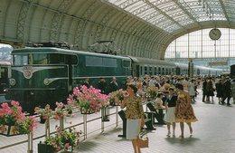 BIARRITZ - La Gare De Biarritz Ville - Art 88 - Vierge - Tbe - Biarritz