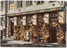 KOBENHAVN, COPENHAGEN, Denmark, Fiolstraede, Antikforretning, Antique Shop, 1967 Used Postcard [22163] - Denmark