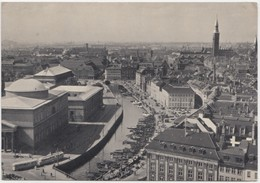 KOBENHAVN, COPENHAGEN, Denmark, View From The Tower Of St. Nicholas' Church, Unused Postcard [22165] - Denmark