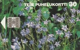 Finland - Spreding Bellflowers - D78 - Finland