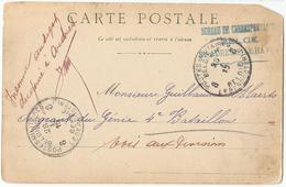 8Eb-244: PMB 8 - BLP 8 28 I 15 > Bureau De Correspondance: +Inconu Au Dépôt / PK Paray-le-Monial La Basilique (abside) - Armée Belge