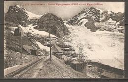Carte P ( Suisse / Chemin De Fer / Jungfraubahn ) - Autres