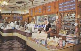 CPSM 9x14 De WILMOT OHIO - ALPINE-ALPA CHEESE CHALET STORE And COFFEE SHOP - Etats-Unis