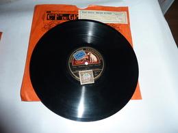 Disque Cie Fse Du GRAMOPHONE La Voix De Son Maître - Faust / Carmen - 78 Rpm - Schellackplatten