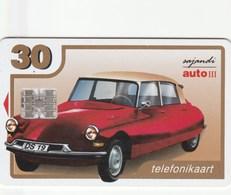 Estonia - Citroen DS19 - Estonia