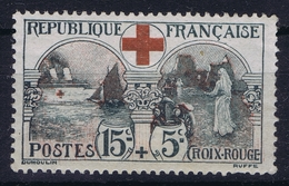 France: Yv 156 MH/* Flz/ Charniere 1918 - Frankrijk