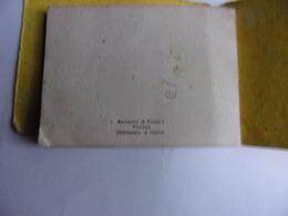 Ancien Calendrier Agenda Italien  1940 Enfant Chien Traineau - Calendars