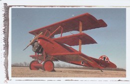 South Africa -  Bi-Plane On Ground - Südafrika