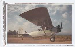South Africa -  Single Winged Plane 2 - Afrique Du Sud