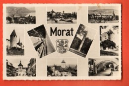 TRA-33  Morat Multivues. Savigny Editeur Non Circulé - FR Fribourg