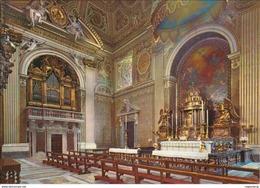 VATICANO S PIETRO ALTARE  SACRAMENTO ORGANO  ORGUE STAMP TIMBRE SELO 55 LIRE P. VATICANE 1974 GX5517 - Vatican