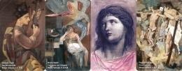 *VATICANO: 1^ Emissione 2013 - Numeri 194/197* - Schede NUOVE (MINT) In Folder - Vaticano