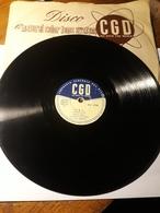 CGD  -  1951. Serie  PV 1728.  Teddy Reno, Lelio Luttazzi - 78 G - Dischi Per Fonografi