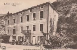 07/  Saint Julien DeBoutiere - L'Hotel Sanial - Ardeche Illustrée 7986 - écrite En 1929 - France