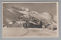 AK CH GR Zürs Hotel Alpenrose Foto #1403 C.Risch Ungebraucht - GR Grisons