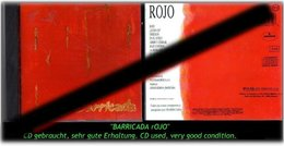 BARICCADA ROJO - Hard Rock & Metal