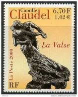"FR YT 3309 "" Camille CLAUDEL"" 2000 Neuf** - Neufs"