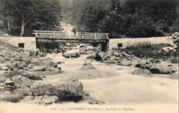 D65  CAUTERETS  Le Pont Du Péguère  ..... - Cauterets