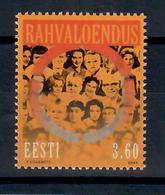 ESTONIA 2000 - CENSIMENTO DELLA POPOLAZIONE - MNH ** - Estonia