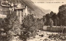 D65  CAUTERETS  La Gave Vers La Raillère   ..... - Cauterets