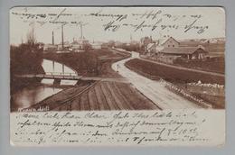 AK AT O.O. Traun Oberösterreich 1899-06-03 Foto - Traun
