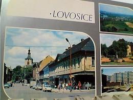 CZECH REPUBLIC Lovosice STAMP TIMBRE SELO CHARLOT CHARLIE CHAPLIN 50 H GX5521 - Repubblica Ceca