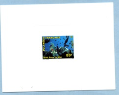 11-12-1991 ÉPREUVE DU 83 F - French Polynesia