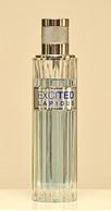 Ted Lapidus Excited Eau De Toilette Edt 100ML 3.4 Fl. Oz. Spray Perfume Man Rare Vintage Old 2004 - Uomo