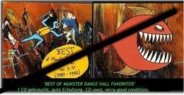 """BEST OF MONSTER DANCE HALL FAVORITOS"" 1987-92 - Hard Rock & Metal"