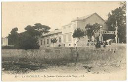 LA ROCHELLE (17) – Le Nouveau Casino Vu De La Plage.  Editeur LL, N° 234. - La Rochelle
