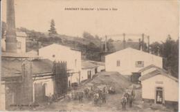 Annonay - Ardèche (07) - L'Usine à Gaz - Annonay