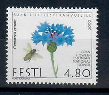 ESTONIA 2000 - FLORA - FIORI - FIORDALISO - MNH ** - Estonia