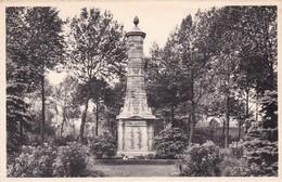 Chapelle Lez Herlaimont Monument Aux Morts 1914 1918 - Chapelle-lez-Herlaimont