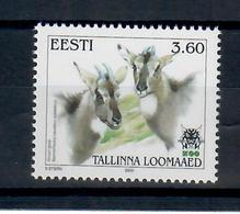 ESTONIA 2000 - ZOO DI TALLIN- MNH ** - Estonia