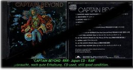 "CAPTAIN BEYOUND ""JAPAN CD"" -RR- - Hard Rock & Metal"