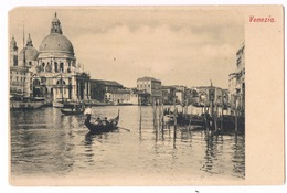 Cartolina - Postcard / Non Viaggiata - Unsent / Venezia - Venezia (Venedig)