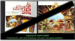 """CHOCOLATE WATCH BAND"" - Hard Rock & Metal"