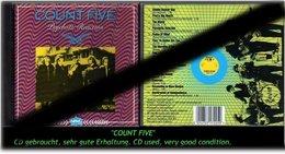 "COUNT FIVE ""PSYCOOTIC REACTION"" - Hard Rock & Metal"