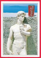 COCA COLA - GRECE - GREECE - Publicité
