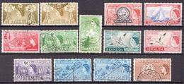 Bermuda Used Stamps - Bermuda