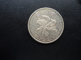 HONG KONG : 1 DOLLAR   1996   KM 69a    SUP+ - Hong Kong